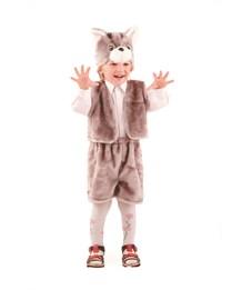 Новогодний костюм Кот серый