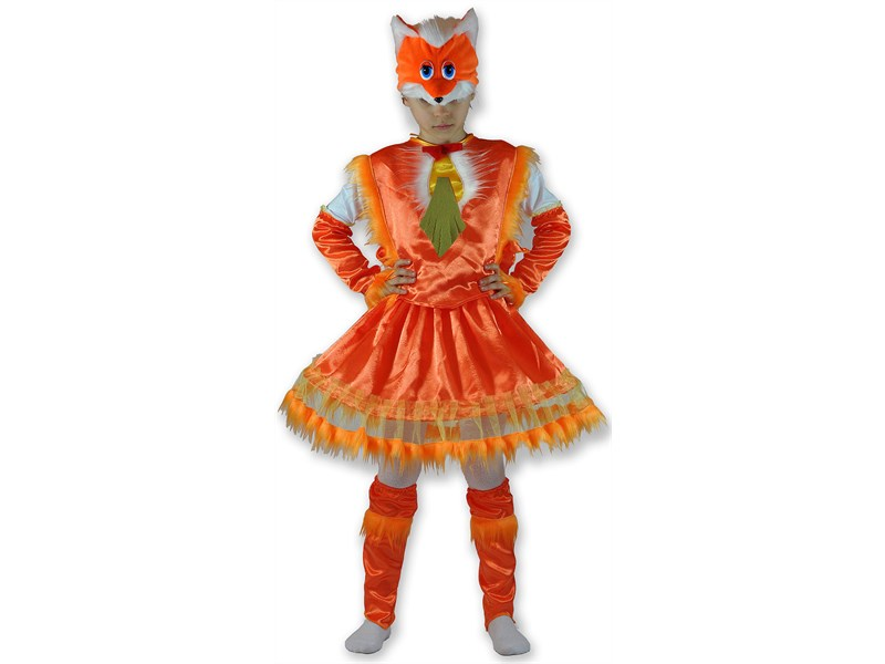 Карнавальный костюм Лисичка Карнавалия