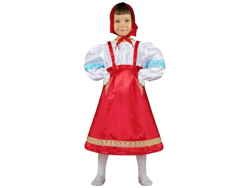 Карнавальный костюм Маша Карнавалия