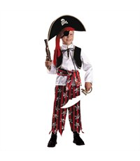 Карнавальный костюм Пират Батик