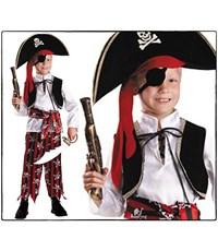 Фото 2. Карнавальный костюм Пират Батик