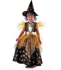 Карнавальный костюм Батик Ведьма Золотая Батик
