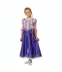 Карнавальный костюм Принцесса Рапунцель Батик