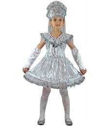 Фото 2. Карнавальный костюм Снежинка Карнавалия