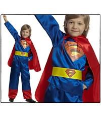 """Фото 2. Карнавальный  костюм """"Супермен"""" 8028"""