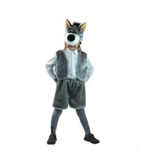 "Новогодний костюм ""Волк"" для мальчика"