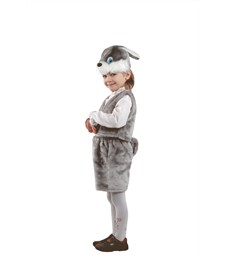 "Новогодний костюм ""Заяц серый"""