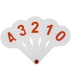 Касса-веер цифр от 0 до 9, ArtSpace
