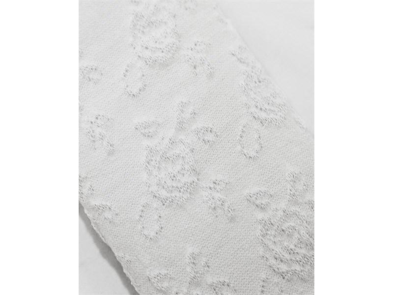 Колготки детские Mark Formelle 701A-019 белый Узор цветы