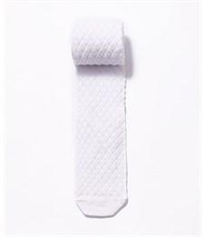Колготки детские Mark Formelle B2-6701A 701A-701 белый Узор Ромб