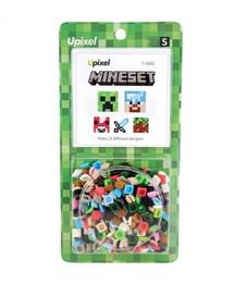 Комплект пикселей собери любую из 23 картинок T-S003 Mineset