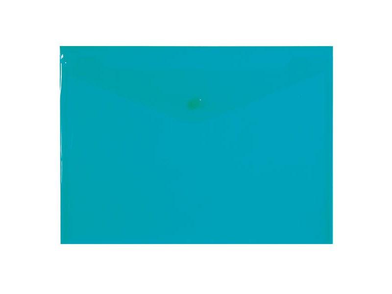 Конверт на кнопке inФОРМАТ А4, зеленый