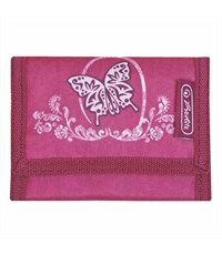 Кошелек Herlitz Rose Butterfly на липучке
