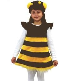 Новогодний карнавальный костюм Пчелка Батик
