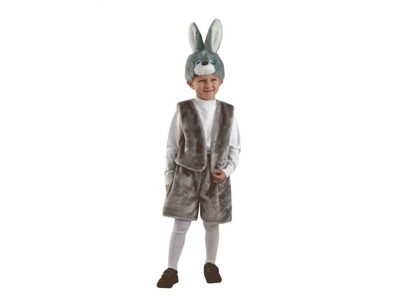 Карнавальный костюм Заяц Русак Батик