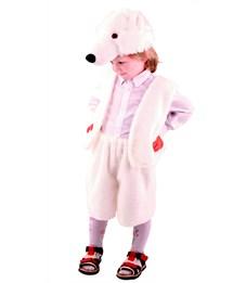 Карнавальный костюм Медведь полярный Батик