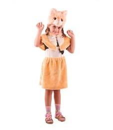 Карнавальный костюм Батик Кошка Мэрри
