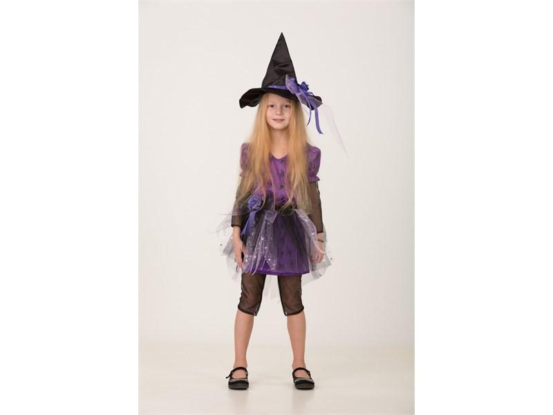 Карнавальный костюм Ведьмочка 1 Батик