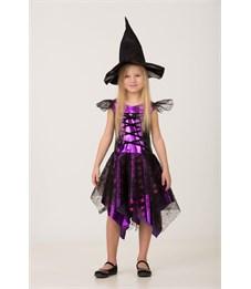 Карнавальный костюм Ведьмочка 2 Батик