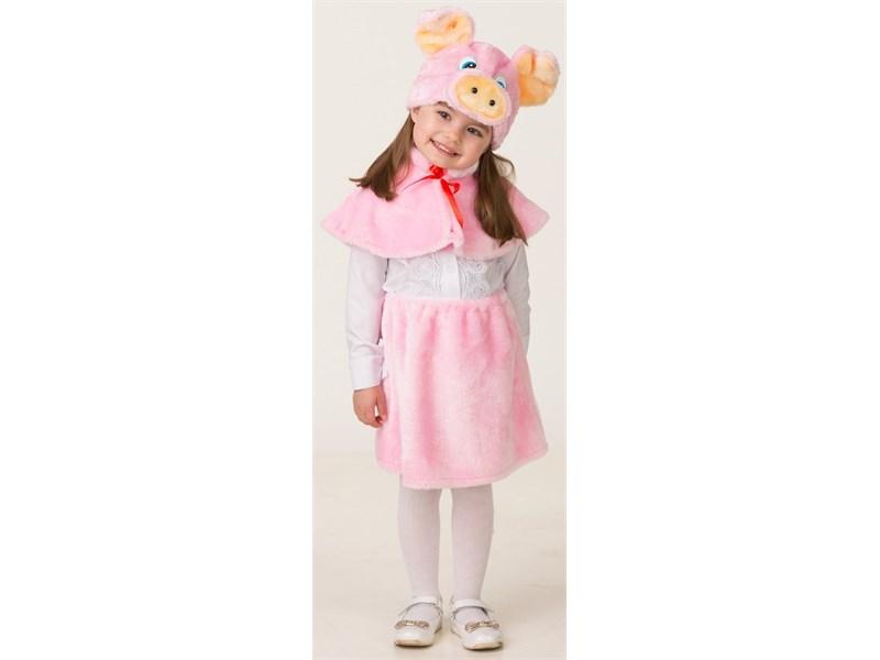 Карнавальный костюм Батик Свинка Бася