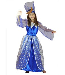 Карнавальный костюм Карнавалия Ночь