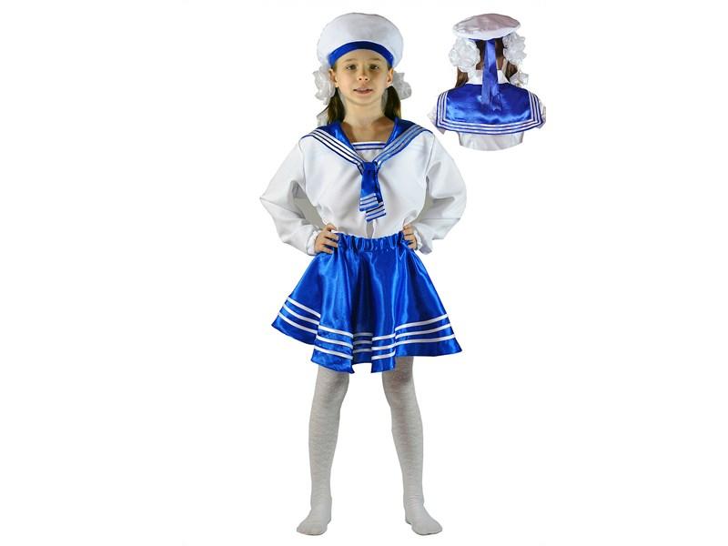 Карнавальный костюм Карнавалия Морячка