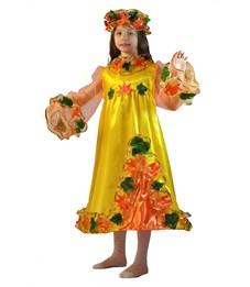 Карнавальный костюм Карнавалия Осень