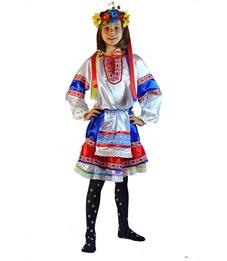 Карнавальный костюм Карнавалия Украинка
