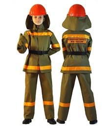 Карнавальный костюм Карнавалия Пожарник