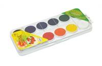 """Краски акварельные """"Пчелка"""", 24 цвета, без кисточки"""