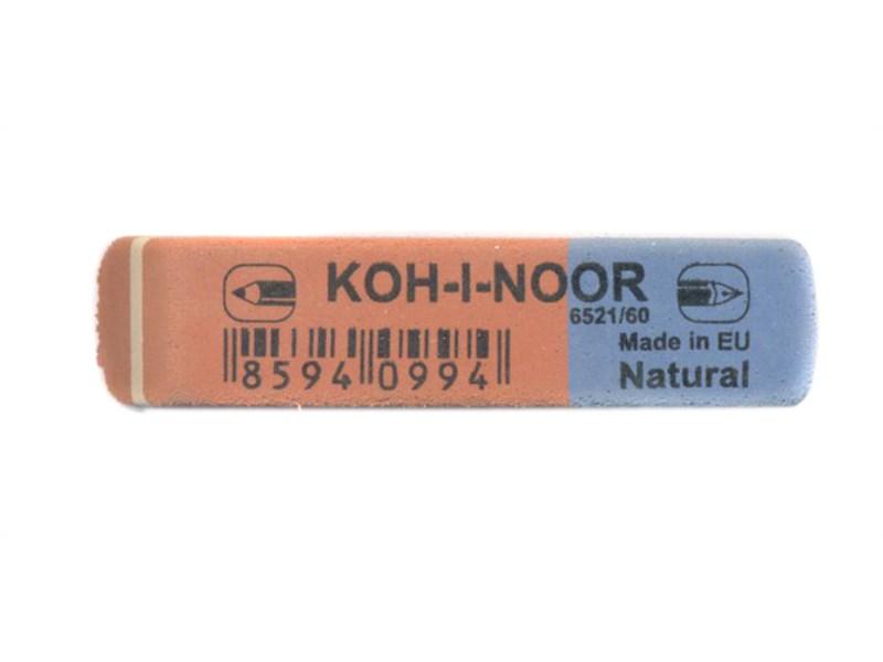 Ластик KOH-I-NOOR для чернил и цветных карандашей