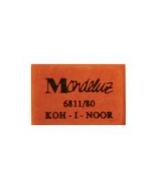 Ластик KOH-I-NOOR оранжевый