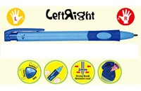 Механический карандаш из серии Stabilo LeftRigh для правши (R) голубой