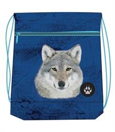 Мешок-рюкзак для обуви Belmil Lumi Wolf