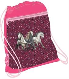 Мешок-рюкзак для обуви Belmil I Love Horse