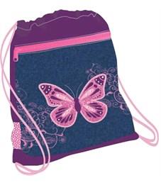 Мешок-рюкзак для обуви Belmil Purple Flying Butterfly