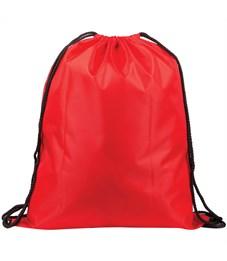 Мешок для обуви 1 отделение ArtSpace, увеличенный объем, красный