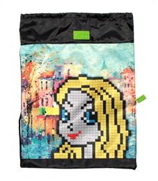 Мешок для обуви 4ALL Девочка Блонди