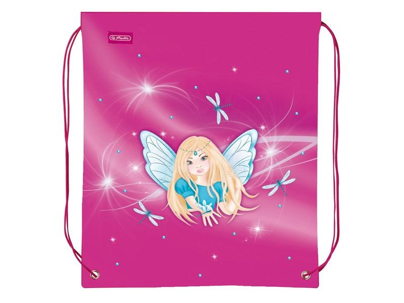 Мешок для обуви Herlitz Girls Mix 2 Fairy
