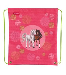Мешок для обуви Herlitz Girls Mix 2 Spring Horses