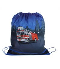 "Мешок для обуви Herlitz XL Midi ""Fire Truck"" 11351731"