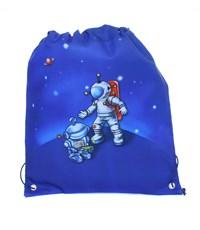 "Мешок для обуви Herlitz Mini ""Astronaut"""
