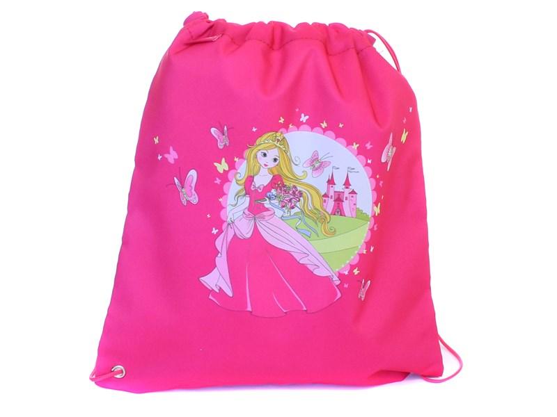 "Мешок для обуви Herlitz Mini ""Princess"""
