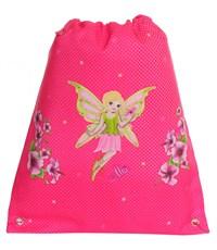 Мешок для обуви Herlitz, розовый