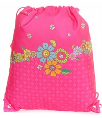 Мешок для обуви Herlitz SMART Girls Flowery