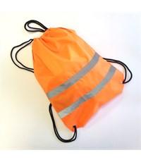 Мешок сигнальный для сменной обуви, оранжевый