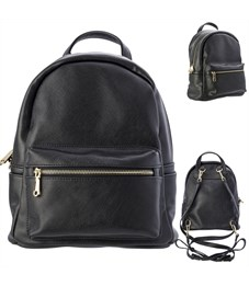 Мини-рюкзак Action! AB11301/BK черный