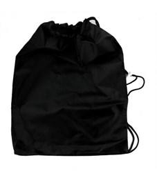 Мешок для обуви Оникс тонкий черный МО-15