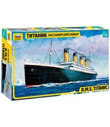 """Модель для склеивания Звезда """"Пассажирский лайнер """"Титаник"""", масштаб 1:700"""