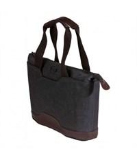 Фото 3. Молодежная сумка для отдыха Quer Q18 черная КОЖА+ТЕКС 882600-199